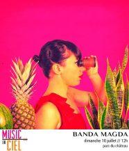 Banda Magda - Music en Ciel 2016