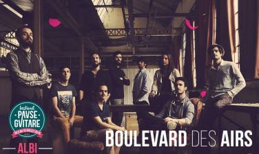 Boulevard des Airs - Pause Guitare 2016