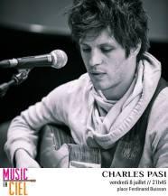 Charles Pasi - Music en Ciel 2016