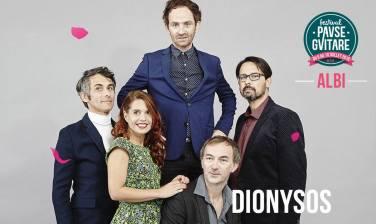 Dionysos - Pause Guitare 2016