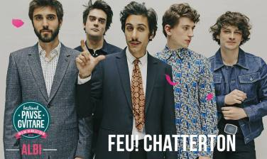 Feu! Chatterton - Pause Guitare 2016