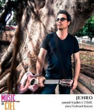 Jehro - Music en Ciel 2016