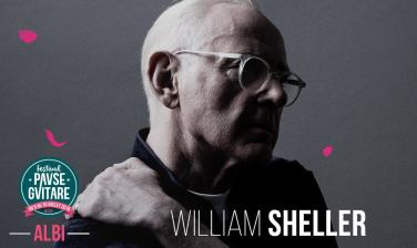 William Sheller - Pause Guitare 2016
