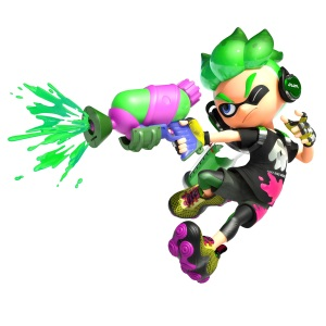 Splatoon 2 - Inkling