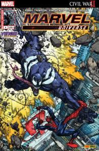 Marvel Universe 8 VENOM