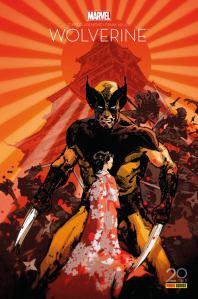 Wolverine 20 ans Panini Comics