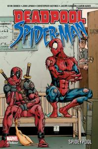 Deadpool et Spiderman