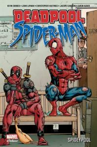 Deadpool et Spiderman