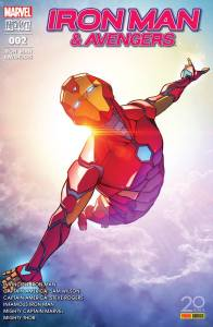 Iron Man and Avengers 002