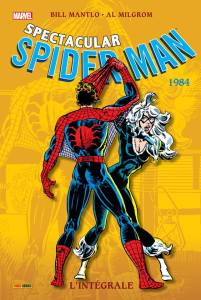 Spectacular Spider Man 1984