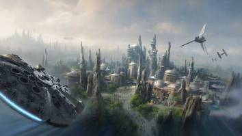 Star Wars Galaxy's Edge - Faucon Millenium