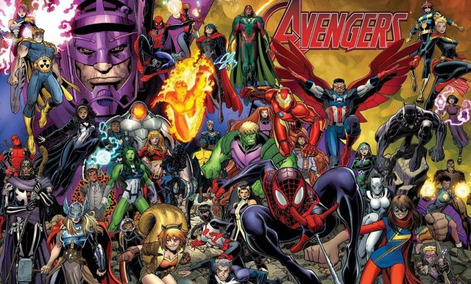 All-New, All-Different Marvel