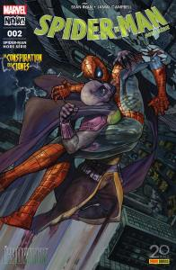 Spider-Man - Le Rodeur