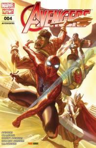 Avengers #004