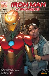 Iron Man & Avengers #005