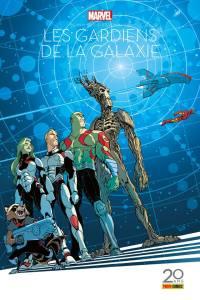 Les Gardiens de la Galaxie - 20 ans