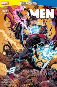 X-Men #004