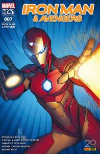Iron Man & Avengers 007