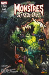 Les Monstres Attaquent 003