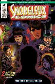 Snorgleux Comics